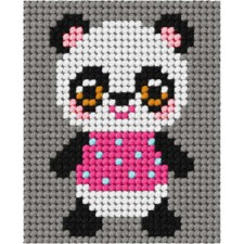 Canvas kit Panda