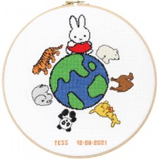 Birth record Miffy world animals