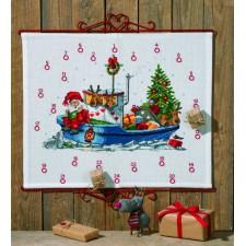 Santa Claus Boat