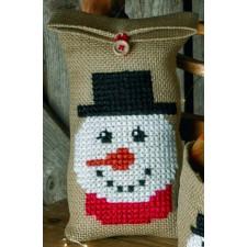Giftbag snowman