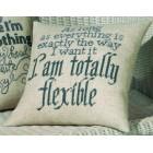 Cushion Totally flexible