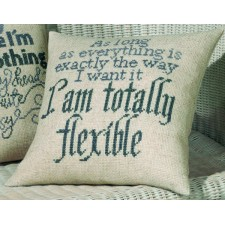 Cushion Totally flexible