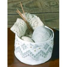 Hardanger basket
