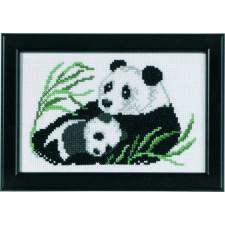 Panda w/cub