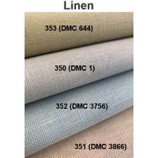 Linen 13 thr/cm amazing grey