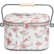 Sewing basket L oval Nostalgia