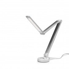 LED Folding lamp with suction base