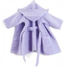 Bathrobe pale lilac