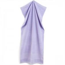 Bath towel pale lilac