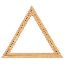 Triangle frame