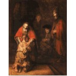 The Return of the Prodigal Son - Rembrandt van Rijn