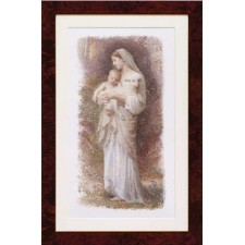 Cross Stitch Kit Madonna