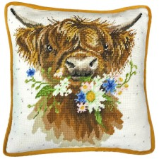 Cross stitch kit Hannah Dale - Daisy Coo Tapestry - Bothy Threads