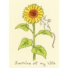 Cross stitch kit Anita Jeram - Sunshine of my life - Bothy Threads