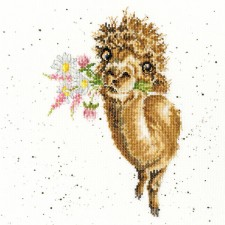 Cross stitch kit Hannah Dale - Hand-Picked For You - Bothy Threads