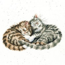 Cross stitch kit Hannah Dale - Sweet Dreams - Bothy Threads