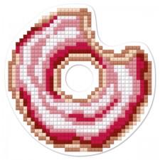 Diamond Painting Donut Magnet - Freyja Crystal