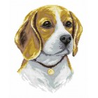 Diamond Painting Beagle - Freyja Crystal