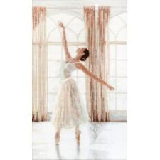 Cross stitch kit Ballerina
