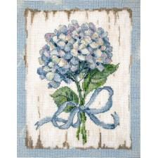 Cross stitch kit Blue II - Leti Stitch