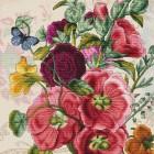 Cross stitch kit Summer flowers
