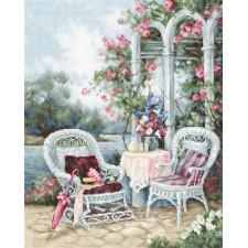 Cross stitch kit Victorian Memories - Luca-S
