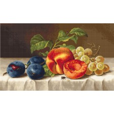 Cross stitch kit Still Life - Luca-S