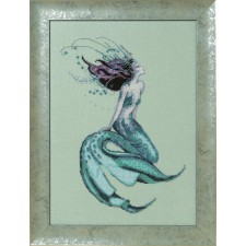 Cross stitch chart Lilith of Labrador