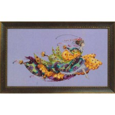 Cross stitch chart Princess Elliana - Mirabilia Designs