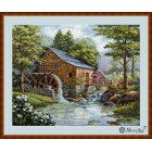 Cross stitch kit Song of Summer
