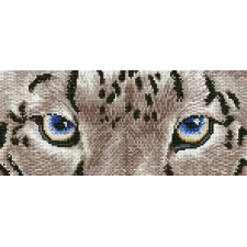 Diamond Dotz Snow Leopard Spy
