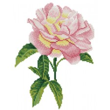 Diamond Dotz Pink Rose