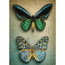 Diamond Dotz Antique Butterflies - Needleart World