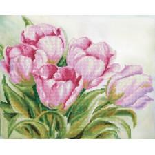 Diamond Dotz Tulip Swathe - Needleart World