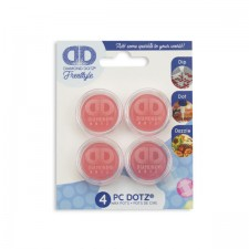 Diamond Dotz Wax Pots - 4 pieces