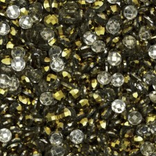 Diamond Dotz 12 g x 2.8mm DOTZ - Dark Gold  Metallic