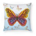 Diamond Dotz Butta Flutta Mini Pillow