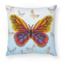 Diamond Dotz Butta Flutta Mini Pillow - Needleart World