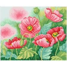 Diamond Dotz Watercolour Poppies - Needleart World