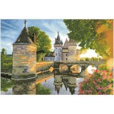 Diamond Dotz River Castle - Needleart World