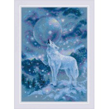 Cross stitch kit Ice-Cold Wind - RIOLIS