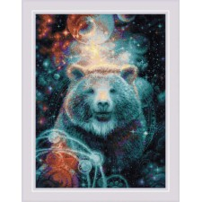 Cross stitch kit The Great Bear - RIOLIS