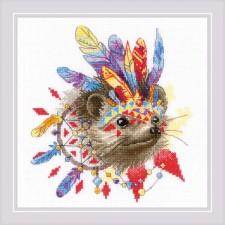 Cross stitch kit Thorny Tribe - RIOLIS