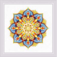 Cross stitch kit Energy Mandala - RIOLIS