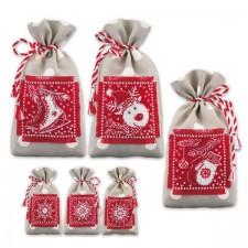 Cross stitch kit Winter Gifts - RIOLIS