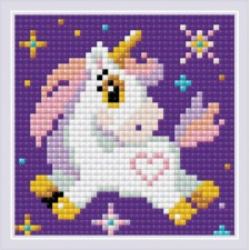 Diamond Mosaic Little Unicorn - RIOLIS