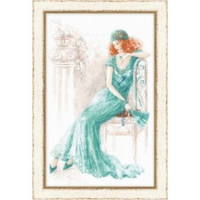 Cross stitch kit Old Hollywood