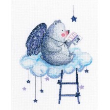 Cross stitch kit Skywatcher