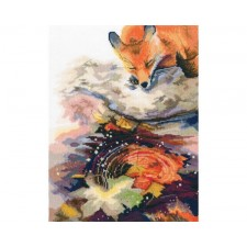 Cross stitch kit Ginger Reflection - RTO