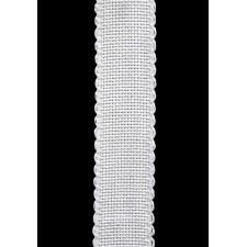 Aida band 3 cm - white